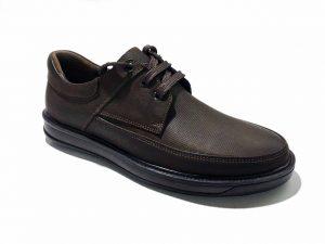 فروش عمده کفش چرم طبی مردانه استاندارد