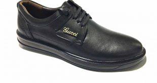 پخش عمده کفش چرم طبی مردانه