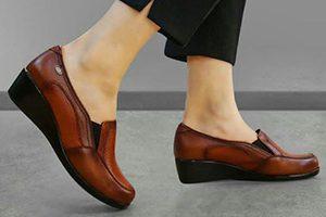 فروش عمده کفش طبی زنانه مصنوعی درتبریز